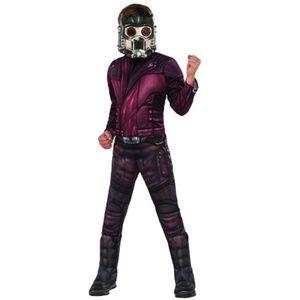 Marvel Avengers Infinity War Star-Lord Costume